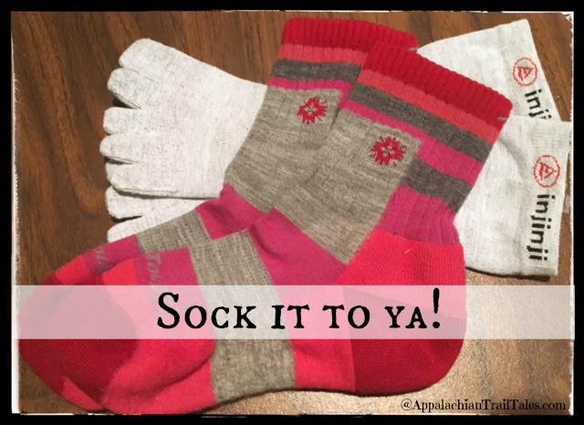 Sock it to ya!