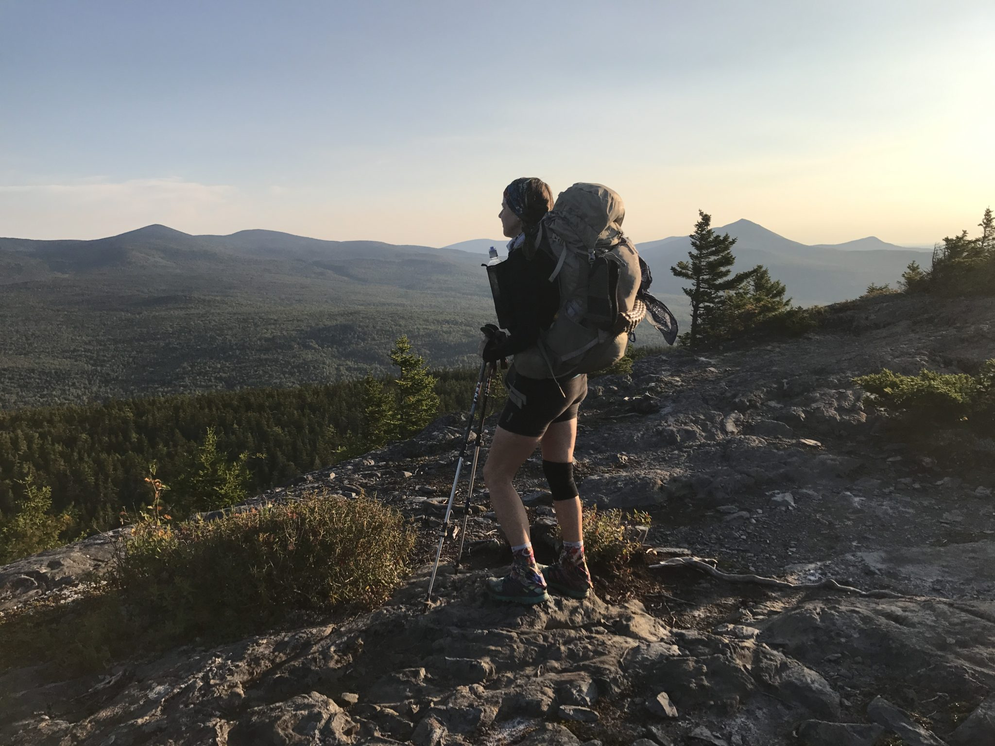 Chica's Post Appalachian Trail Thru-Hike Gear List