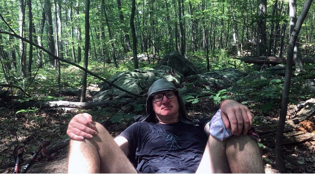 5 Ways to beat the heat  on an AT thru-hike