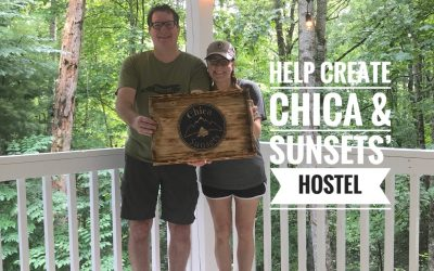 Help Create Chica & Sunsets' Hostel